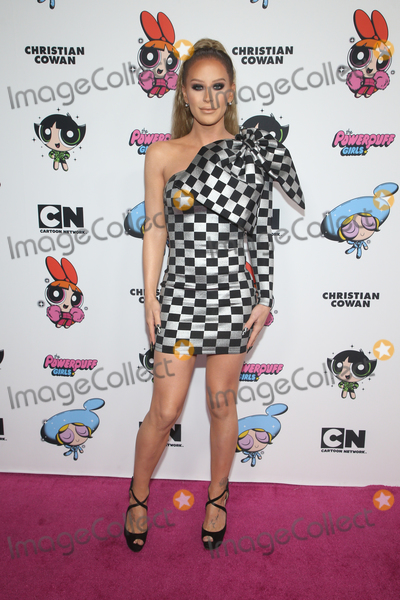 Gigi Gorgeous Photo - 8 March 2020 - Hollywood California - Gigi Gorgeous 2020 Christian Cowan x Powerpuff Girls Runway Show held at NeueHouse Photo Credit FSAdMedia
