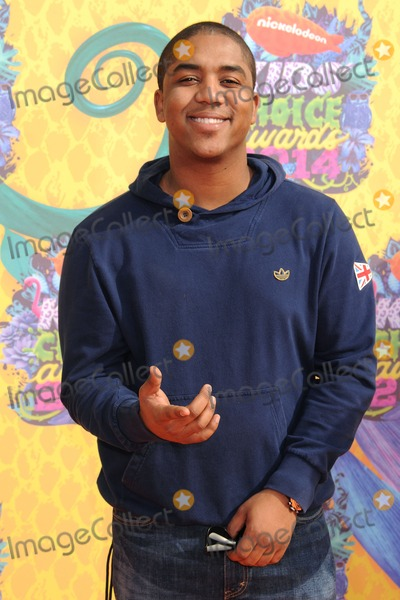 Christopher Massey Photo - 29 March 2014 - Los Angeles California - Christopher Massey 27th Annual Nickelodeon Kids Choice Awards held at the USC Galen Center Photo Credit Byron PurvisAdMedia