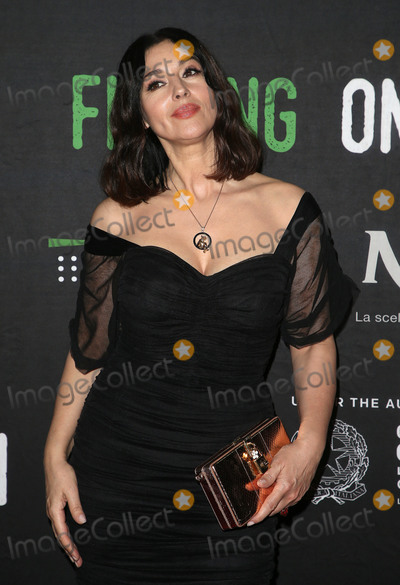 Monica Bellucci Photo - 31 January 2018 - West Hollywood California - Monica Bellucci On The Milky Road Los Angeles Premiere Photo Credit F SadouAdMedia