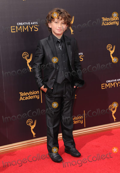August Maturo Photo - 10 September 2016 - Los Angeles California August Maturo 2016 Creative Arts Emmy Awards - Day 1 held at Microsoft Theater Photo Credit Birdie ThompsonAdMedia