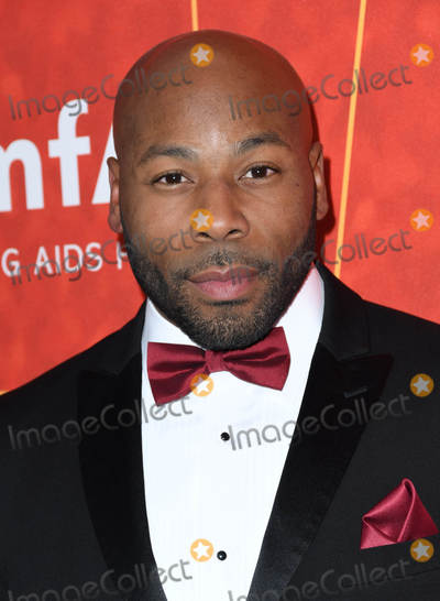 Anthony Evans Photo - 18 October 2018 - Beverly Hills California - Anthony Evans 2018 amfAR Gala Los Angeles held at Wallis Annenberg Center for Performing Arts Photo Credit Birdie ThompsonAdMedia