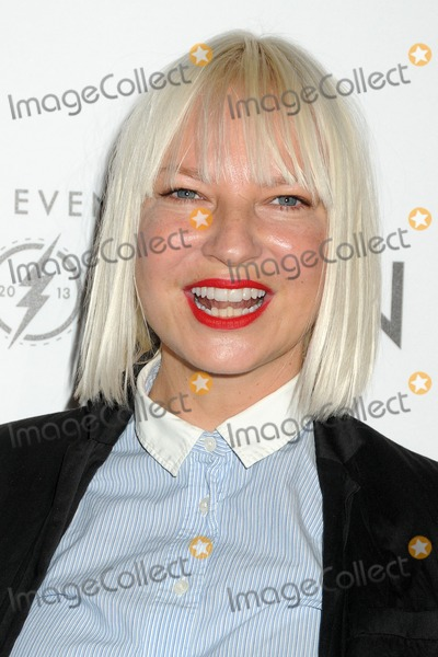 Sia Furler Photo - 18 May 2013 - Beverly Hills California - Sia Furler LA Gay  Lesbian Centers An Evening With Women 2013 held at the Beverly Hilton Hotel Photo Credit Byron PurvisAdMedia