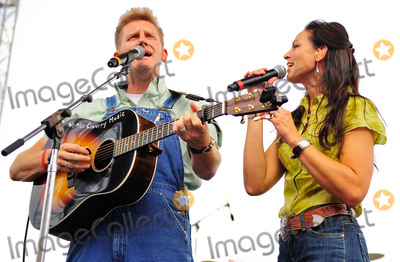 Nothing More Photo - 04 March 2016 - Joey Martin Feek of the country duo Joey  Rory has died at the age of 40 Feek passed away after battling cancer for much of the last two years She was originally diagnosed with cervical cancer in 2014 and underwent surgery that summer In June of 2015 she and her husband Rory received the news that her cancer had returned followed by a devastating diagnosis that the disease had reached Stage 4 Feek subsequently underwent extensive surgery and an aggressive round of chemotherapy and radiation On Oct 23 Rory revealed that doctors had given them the news that there was nothing more they could do The pair made the hard decision to stop treatments File Photo10 June 2010 - Nashville TN - Joey Martin and Rory Feek Joey  Rory performs at the 2010 CMA Music Festival Riverfront Stage Photo Credit Ryan PavlovAdMedia