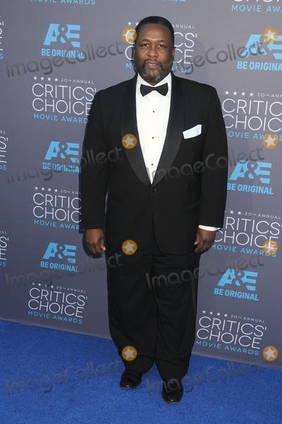 Wendel Pierce Photo - 15 January 2015 - Hollywood California - Wendell Pierce 20th Annual Critics Choice Movie Awards - Arrivals held the Hollywood Palladium Photo Credit Byron PurvisAdMedia