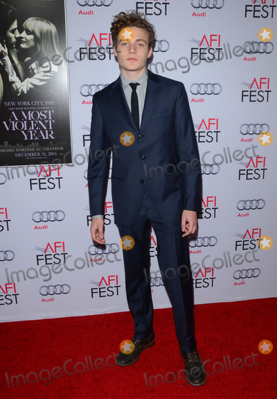 Ben Rosenfield Photo - 06 November 2014 - Hollywood California - Ben Rosenfield Arrivals for the Los Angeles premiere of A Most Violent Year held at The Dolby Theater in Hollywood Ca Photo Credit Birdie ThompsonAdMedia