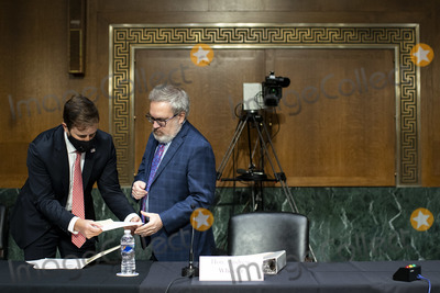 Andrew Wheeler Photo - Andrew Wheeler Administrator United States Environmental Protection Agency  arrives during a Senate Environment and Public Works Committee hearing on Capitol Hill in Washington DC US on Wednesday May 20 2020 Credit Al Drago  Pool via CNPAdMedia