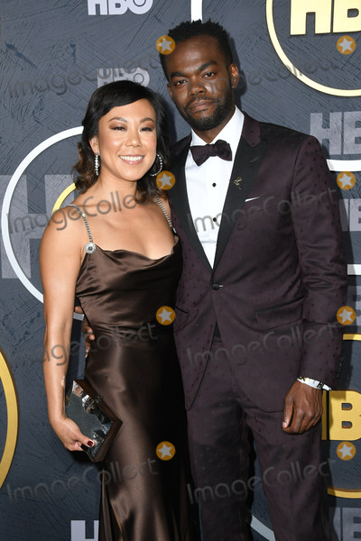 Ali Ahn Photo - 22 September 2019 - West Hollywood California - Ali Ahn William Jackson Harper 2019 HBO Emmy After Party held at The Pacific Design Center Photo Credit Birdie ThompsonAdMedia
