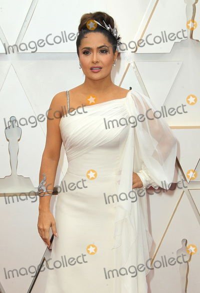 Salma Hayek Photo - 09 February 2020 - Hollywood California - Salma Hayek 92nd Annual Academy Awards presented by the Academy of Motion Picture Arts and Sciences held at Hollywood  Highland Center Photo Credit AdMedia