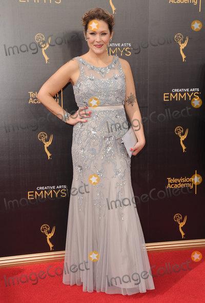 Amber Nash Photo - 11 September 2016 - Los Angeles California Amber Nash 2016 Creative Arts Emmy Awards - Day 2 held at Microsoft Theater Photo Credit Birdie ThompsonAdMedia