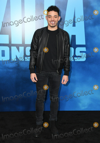 Anthony Ramos Photo - 18 May 2019 - Hollywood California - Anthony Ramos Godzilla King Of The Monsters Los Angeles Premiere held at TCL Chinese Theatre Photo Credit Birdie ThompsonAdMedia