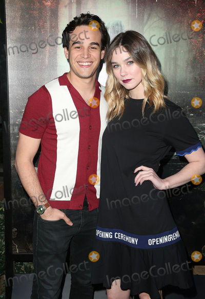 Alberto Cuti Photo - 15 April 2019 - Hollywood California - Alberto Rosende and Tessa Mossey The Curse Of La Llorona Warner Bros Los Angeles Premiere held at The Egyptian Theatre Photo Credit Faye SadouAdMedia