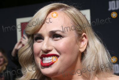 Rebel Wilson Photo - LOS ANGELES CA - OCTOBER 15 Rebel Wilson at Premiere Of Fox Searchlights Jojo Rabbit at Post 43  in Los Angeles California on October 15 2019 Credit Faye SadouMediaPunch