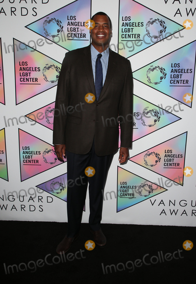 Jason Collins Photo - 22 September 2018 - Beverly Hills California - Jason Collins Los Angeles LGBT Center 49th Anniversary Gala Vanguard Awards held at The Beverly Hilton Hotel Photo Credit Faye SadouAdMedia