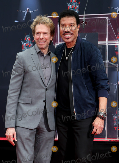 Jerry Bruckheimer Photo - 07 March 2018 - Hollywood California - Jerry Bruckheimer and Lionel Richie Lionel Richie Hand and Footprint Ceremony held at TCL Chinese Theatre Photo Credit F SadouAdMedia