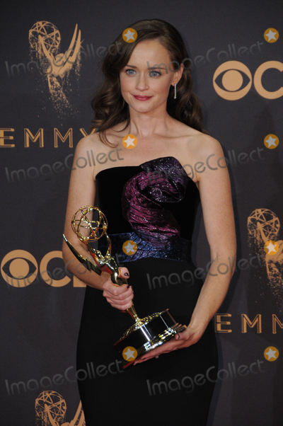 Alexis Bidel Photo - 17 September  2017 - Los Angeles California - Alexis Bidel 69th Annual Primetime Emmy Awards -  Press Room held at Microsoft Theater in Los Angeles Photo Credit Birdie ThompsonAdMedia