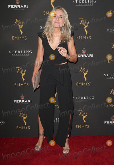 Tamara Clatterbuck Photo - 22 August 2018 - Los Angeles California - Tamara Clatterbuck Television Academy Daytime Programming Creative Achievements Reception held at Television Academys Wolf Theatre at the Saban Media Center Photo Credit Faye SadouAdMedia