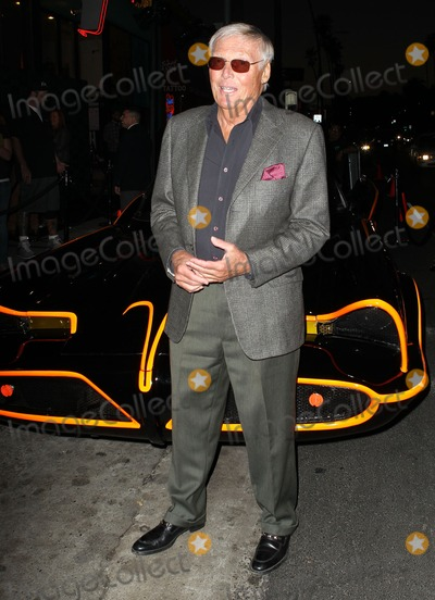 Adam West Photo - 21 March 2013 - Los Angeles California - Adam West WARNER BROS CONSUMER PRODUCTS AND JUNK FOOD CLOTHING LAUNCH 1960S BATMAN CLASSIC TV SERIES PRODUCT LINE Held At Meltdown Comics Photo Credit Kevan BrooksAdMedia