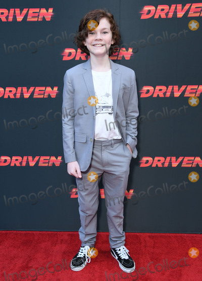 Tyler Crumley Photo - 29 July 2019 - Hollywood California - Tyler Crumley Driven Los Angeles Premiere held at Arclight Hollywood Photo Credit Birdie ThompsonAdMedia