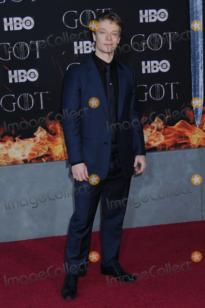 Alfie Allen Photo - 03 April 2019 - New York New York - Alfie Allen at the NYC Red Carpet Premiere for final season of HBOs GAME OF THRONES at Radio City Music Hall Photo Credit LJ FotosAdMedia