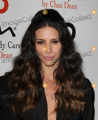 Hope Dworaczyk Photo - 13 December 2012 - Hollywood California - Hope Dworaczyk NOH8 Celebrity Studded 4th Anniversary Held At Avalon Dome Photo Credit Kevan BrooksAdMedia