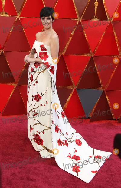 Paz Vega Photo - 04 March 2018 - Hollywood California - Paz Vega 90th Annual Academy Awards presented by the Academy of Motion Picture Arts and Sciences held at the Dolby Theatre Photo Credit AdMedia