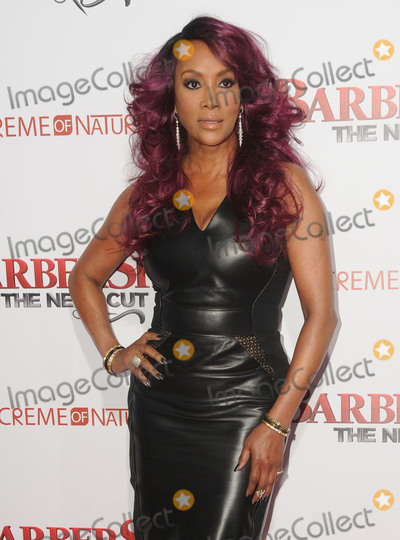 Vivica Fox Photo - 06 April 2016 - Hollywood California - Vivica Fox Arrivals for the Los Angeles Premiere of Barbershop The Next Cut held at TCL Chinese Theater Photo Credit Birdie ThompsonAdMedia