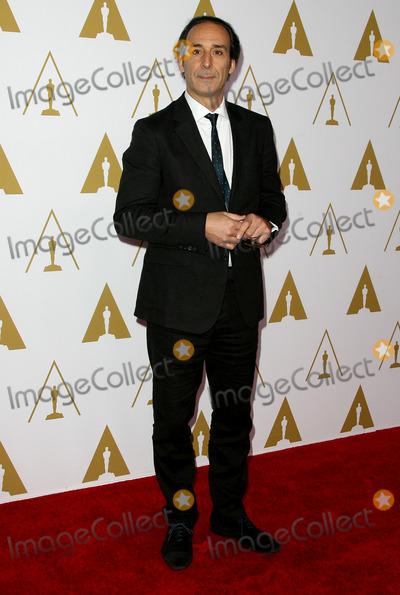 Alexandre Desplat Photo - 10 February 2014 - Los Angeles California - Alexandre Desplat 86th Oscars Nominee Luncheon held at the Beverly Hilton Hotel Photo Credit AdMedia