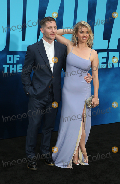 Kelli Garner Photo - 18 May 2019 - Hollywood California - Kelli Garner Zach Shields Premiere Of Warner Bros Pictures And Legendary Pictures Godzilla King Of The Monsters held at TCL Chinese Theatre IMAX Photo Credit Faye SadouAdMedia