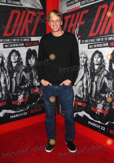 Tony Hawks Photo - 18 March 2019 - Hollywood California - Tony Hawk Netflixs The Dirt World Premiere held at The Wolf Theatre at The ArcLight Cinemas Cinerama Dome Photo Credit Faye SadouAdMedia