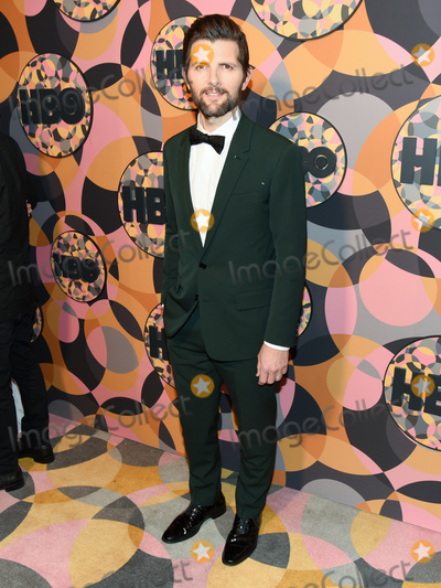 Adam Scott Photo - 05 January 2020 - Beverly Hills California - Adam Scott 2020 HBO Golden Globe Awards After Party held at Circa 55 Restaurant in the Beverly Hilton Hotel Photo Credit Billy BennightAdMedia