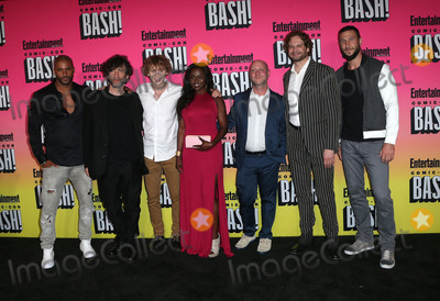 Bruce Langley Photo - 23 July 2016 - San Diego California - Ricky Whittle NeilGaiman Bruce Langley Yetide Badaki Michael Green Bryan Fuller and Pablo Schreiber Entertainment Weekly Hosts 2016 Annual Comic-Con Party held at the Float at Hard Rock Hotel Photo Credit AdMedia