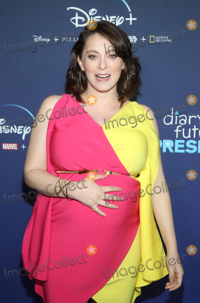 Rachel Bloom Photo - 14 January 2020 - Hollywood California - Rachel Bloom Premiere Of Disney s Diary Of A Future President held at the ArcLight Cinemas Photo Credit FSAdMedia