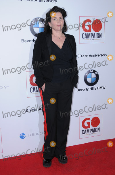 Julia Ormond Photo - 05 November 2016 - Los Angeles California Julia Ormond GO Campaigns 10th Anniversary Gala held at Manuela at Hauser Wirth  Schimmel Photo Credit Birdie ThompsonAdMedia