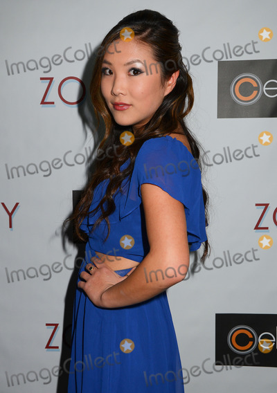 Ally Maki Photo - 17 March 2012 - Hollywood California - Ally Maki Zooey Magazine Re-launch Party with Kaley Cuoco held at Bardot Hollywood Photo Credit Birdie ThompsonAdMedia