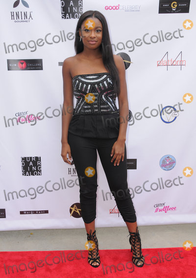 Coco Jones Photo - 16 October 2016 - Beverly Hills California Coco Jones Breaking The Chains Foundation And Glitter Magazine First Annual Fall Reception held at a Private Residence in Beverly Hills Photo Credit Birdie ThompsonAdMedia