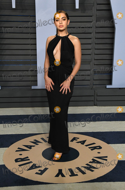Charlie XCX Photo - 04 March 2018 - Los Angeles California - Charli XCX 2018 Vanity Fair Oscar Party hosted following the 90th Academy Awards held at the Wallis Annenberg Center for the Performing Arts Photo Credit Birdie ThompsonAdMedia