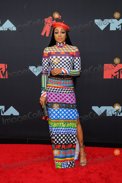 Christopher Smith Photo - 27 August 2019 - Newark New Jersey -  Monica 2019 MTV Video Music Awards held at Prudential Center Photo Credit Christopher SmithAdMedia