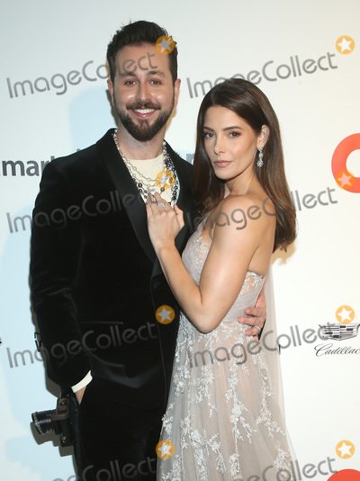 ASHLEY GREEN Photo - 09 February 2020 - West Hollywood California - Paul Khoury and Ashley Greene 28th Annual Elton John Academy Awards Viewing Party held at West Hollywood Park Photo Credit FSAdMedia