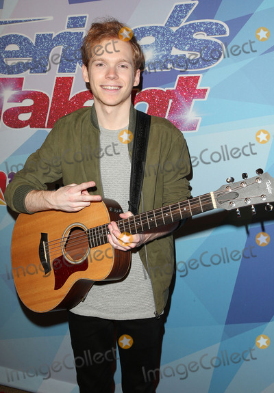Chase Goehring Photo - 19 September 2017 - Hollywood California - Chase Goehring NBC Americas Got Talent Season 12 Finale Week held at Dolby Theatre Photo Credit F SadouAdMedia
