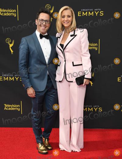 Lisa Kudrow Photo - 14 September 2019 - Los Angeles California - Dan Bucatnisky Lisa Kudrow 2019 Creative Arts Emmys Awards - Arrivals held at Microsoft Theater LA Live Photo Credit Birdie ThompsonAdMedia