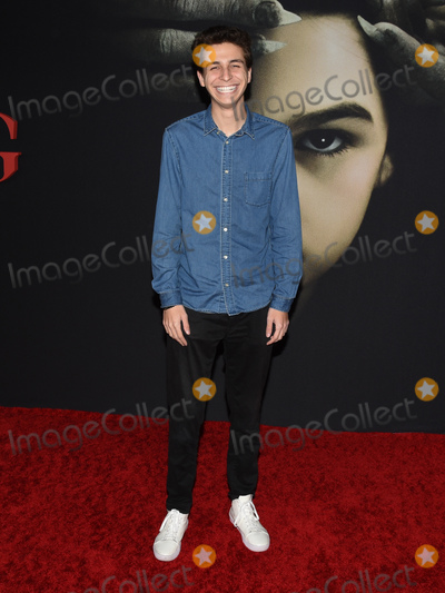 TCL Chinese Theatre Photo - 21 January 2020 - California - Gabe Erwin Premiere Of Universal Pictures The Turning held at the TCL Chinese Theatre Photo Credit Billy BennightAdMedia