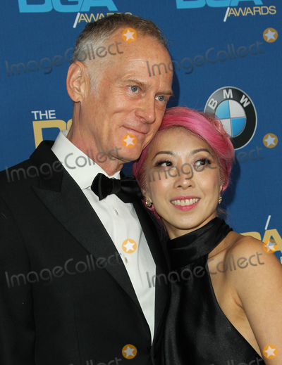 Alan Taylor Photo - 03 February 2018 - Los Angeles California - Alan Taylor and guest 70th Annual DGA Awards Arrivals held at the Beverly Hilton Hotel in Beverly Hills Photo Credit AdMedia