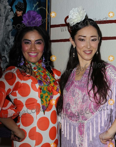 Paloma Rios Photo - 31 January 2013 - Los Angeles California - Paloma Rios Mizuho Sato Kumpania Flamenco Los Angeles - Los Angeles Premiere  Held At El Cid Restaurant Photo Credit Kevan BrooksAdMedia
