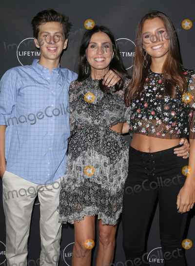Andrea Schroder Photo - 16 August 2017 - Los Angeles California - Will Dewitt Ira Dewitt Natalie DeWitt Lifetimes New Docuseries Growing Up Supermodel Exclusive LIVE Viewing Party Hosted By Andrea Schroder Photo Credit F SadouAdMedia