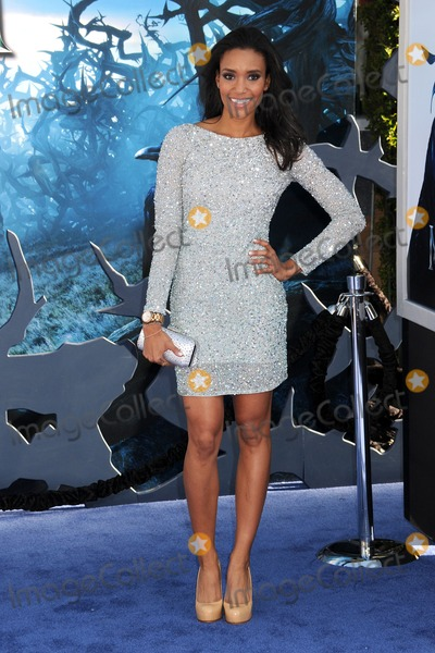 Annie  Ilonzeh Photo - 28 May 2014 - Hollywood California - Annie Ilonzeh Maleficent Los Angeles Premiere held at The El Capitan Theatre Photo Credit Byron PurvisAdMedia