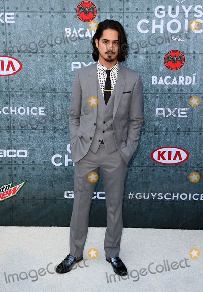 Avan Jogia Photo - 06  June 2015 - Culver City Avan Jogia Spike TVs Guys Choice 2015 Held at The Sony Pictures Studios Photo Credit FSadouAdMedia
