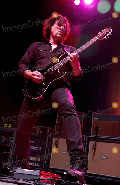 Joel Kosche Photo - July 7 2012 - Atlanta GA - Atlanta-based rock band Collective Soul concluded their summer tour in their home town at The Tabernacle performing their full album Dosage as well as all their top hits including Shine for a sold-out crowd Photo credit Dan HarrAdMedia