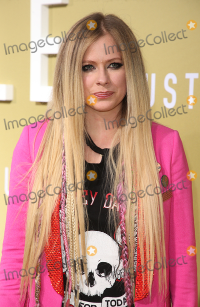 Avril Lavigne Photo - 08 May 2019 - Hollywood California - Avril Lavigne Premiere Of MGMs The Hustle  held at The ArcLight Hollywood Photo Credit Faye SadouAdMedia