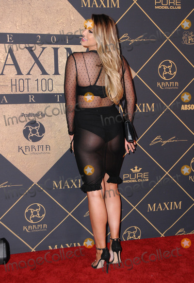 Antje Utgaard Photo - 25 June 2017 - Hollywood California - Antje Utgaard The 2017 MAXIM Hot 100 Party held at The Hollywood Palladium in Hollywood Photo Credit Birdie ThompsonAdMedia