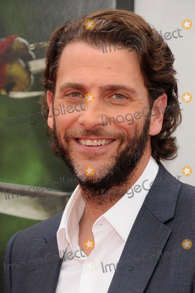 Andrew Form Photo - 3 August 2014 - Westwood California - Andrew Form Teenage Mutant Ninja Turtles Los Angeles Premiere held at the Regency Village Theatre Photo Credit Byron PurvisAdMedia